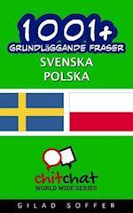 1001+ Grundlaggande Fraser Svenska - Polska
