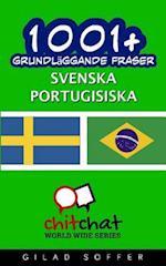 1001+ Grundlaggande Fraser Svenska - Portugisiska