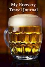 My Brewery Travel Journal