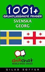1001+ Grundlaggande Fraser Svenska - Georg