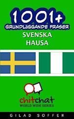 1001+ Grundlaggande Fraser Svenska - Hausa