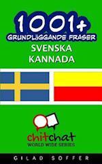 1001+ Grundlaggande Fraser Svenska - Kannada