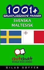 1001+ Grundlaggande Fraser Svenska - Maltesisk