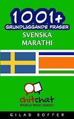 1001+ Grundlaggande Fraser Svenska - Marathi