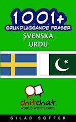 1001+ Grundlaggande Fraser Svenska - Urdu