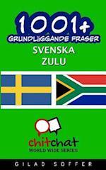 1001+ Grundlaggande Fraser Svenska - Zulu