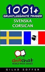 1001+ Grundlaggande Fraser Svenska - Corsican