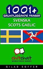 1001+ Grundlaggande Fraser Svenska - Scots Gaelic