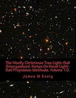 The Woolly Christmas Tree Light-Sail Smorgasbord. Notes on Novel Light-Sail Propulsion Methods. Volume 10.