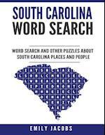 South Carolina Word Search