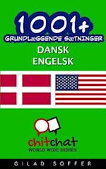 1001+ Grundlaeggende Saetninger Dansk - Engelsk