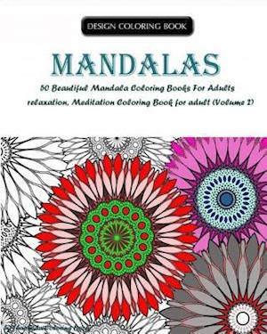 Mandalas Coloring Book af Thaphada Coloring Book