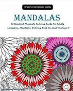 Mandalas Coloring Book af Thaphada Coloring Book