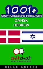 1001+ Grundlaeggende Saetninger Dansk - Hebrew