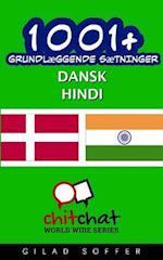 1001+ Grundlaeggende Saetninger Dansk - Hindi