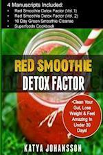 Red Smoothie Detox Factor