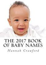 The 2017 Book of Baby Names