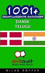 1001+ Grundlaeggende Saetninger Dansk - Telugu