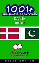 1001+ Grundlaeggende Saetninger Dansk - Urdu