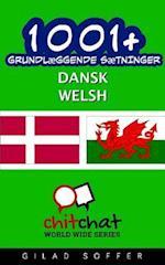 1001+ Grundlaeggende Saetninger Dansk - Welsh