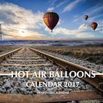 Hot Air Balloons Calendar 2017