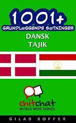 1001+ Grundlaeggende Saetninger Dansk - Tajik