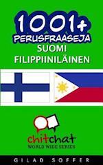 1001+ Perusfraaseja Suomi - Filippiinilainen