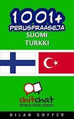 1001+ Perusfraaseja Suomi - Turkki