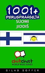 1001+ Perusfraaseja Suomi - Jiddi