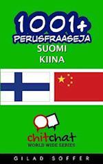 1001+ Perusfraaseja Suomi - Kiina