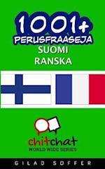 1001+ Perusfraaseja Suomi - Ranska