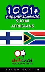 1001+ Perusfraaseja Suomi - Afrikaans