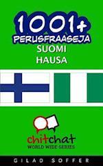 1001+ Perusfraaseja Suomi - Hausa