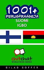 1001+ Perusfraaseja Suomi - Igbo