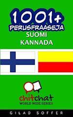 1001+ Perusfraaseja Suomi - Kannada