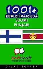 1001+ Perusfraaseja Suomi - Punjabi
