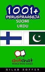 1001+ Perusfraaseja Suomi - Urdu