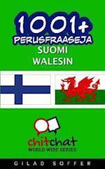 1001+ Perusfraaseja Suomi - Walesin
