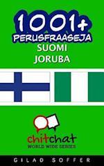 1001+ Perusfraaseja Suomi - Joruba
