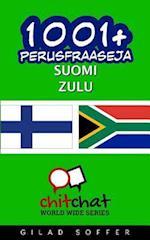 1001+ Perusfraaseja Suomi - Zulu