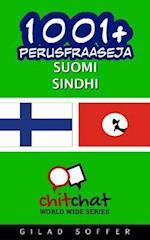 1001+ Perusfraaseja Suomi - Sindhi