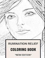Rumination Relief Coloring Book