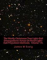 The Woolly Christmas Tree Light-Sail Smorgasbord. Notes on Novel Light-Sail Propulsion Methods. Volume 14.