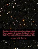 The Woolly Christmas Tree Light-Sail Smorgasbord. Notes on Novel Light-Sail Propulsion Methods. Volume 16.