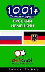 1001+ Basic Phrases Russian - German