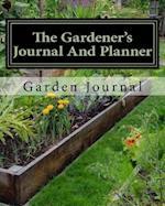 The Gardener's Journal and Planner
