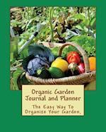 Organic Garden Journal and Planner