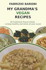 My Grandma's Vegan Recipes