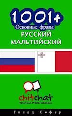 1001+ Basic Phrases Russian - Maltese