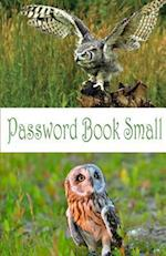 Password Book Small